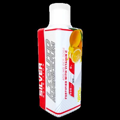 Liquid Magnesium 500 ml Lemon Splash